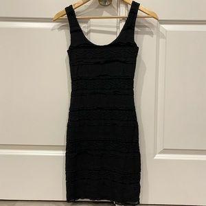 Soprano Body Con Black Dress size XS like new